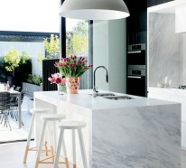 Küchenmöbel – Materialien auswählen ist ein Teil von der Kücheneinrichtung