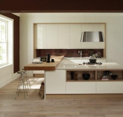Rückwand küche glas  Küchenrückwand Glas – die moderne Option