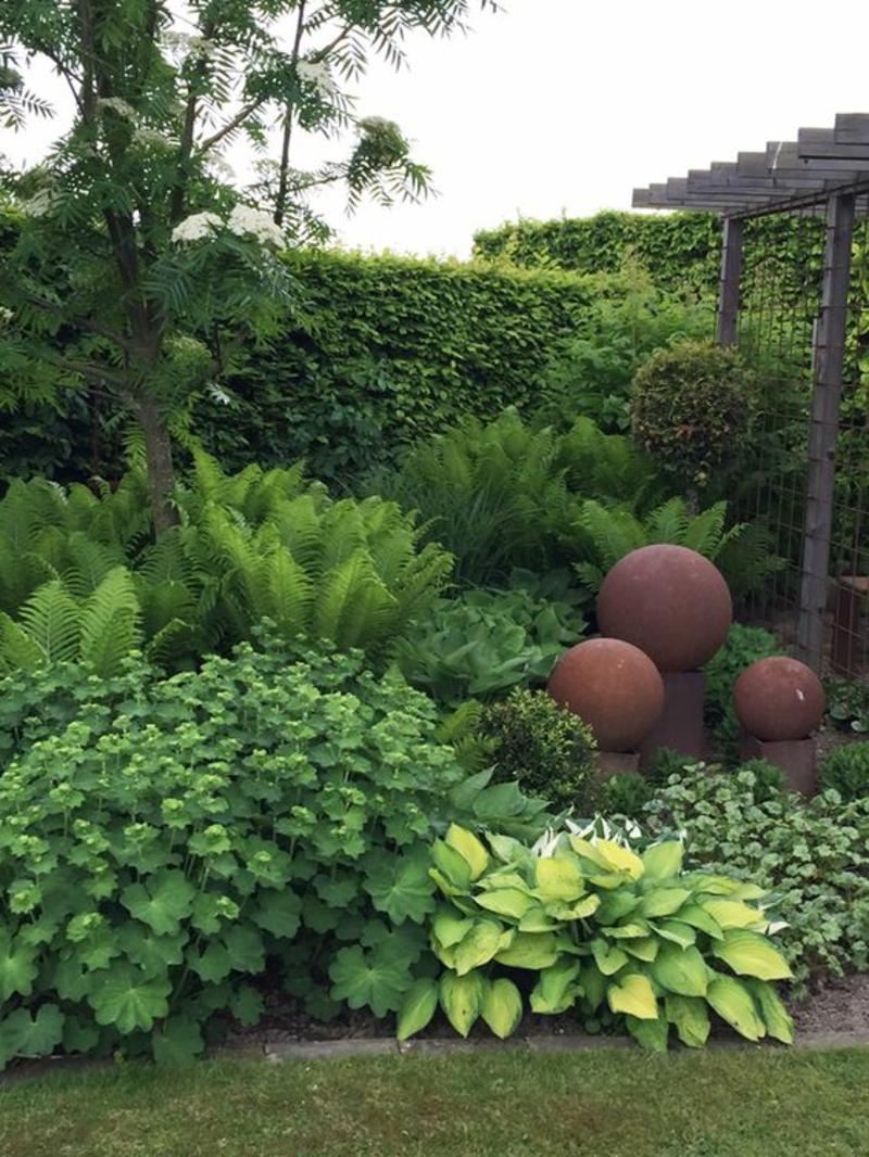 kreative gartenideen und bilder, die sie zur gartenarbeit, Gartengerate ideen