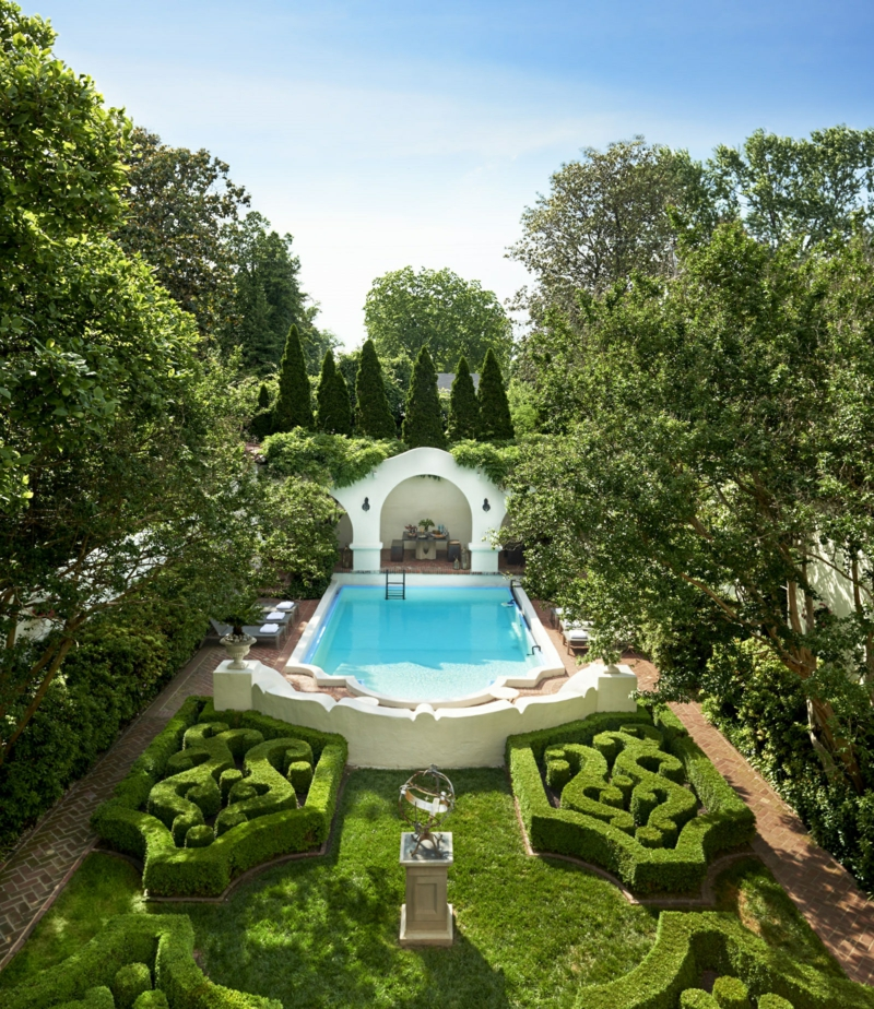 New Home Designs Latest Beautiful Home Gardens Designs: Kreative Gartenideen Und Bilder, Die Sie Zur Gartenarbeit