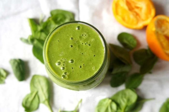 lebe gesund gesundes leben grüne smoothies