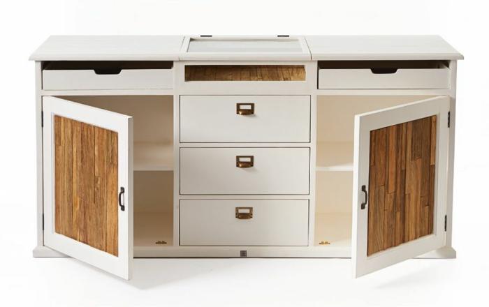 Mini holzkommode kreative ideen f r innendekoration und for Ikea holzkommode