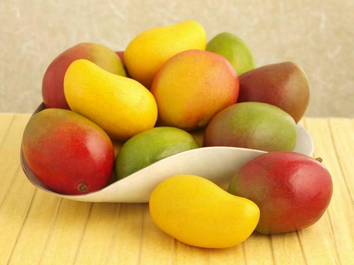 mango frucht afrikanische mango gesunde ernährung tipps