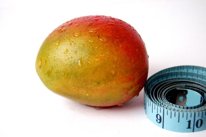 mango frucht vorteile hunger reduzieren gesunde ernährung