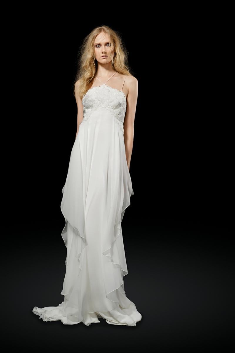 moderne Brautkleider Elizabeth Fillmore Hochzeitskleid lang