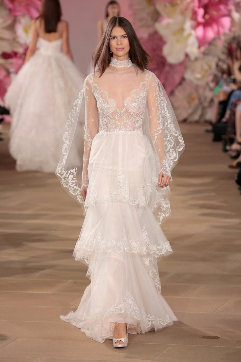 moderne Brautkleider Ines Di Santo Brautmode