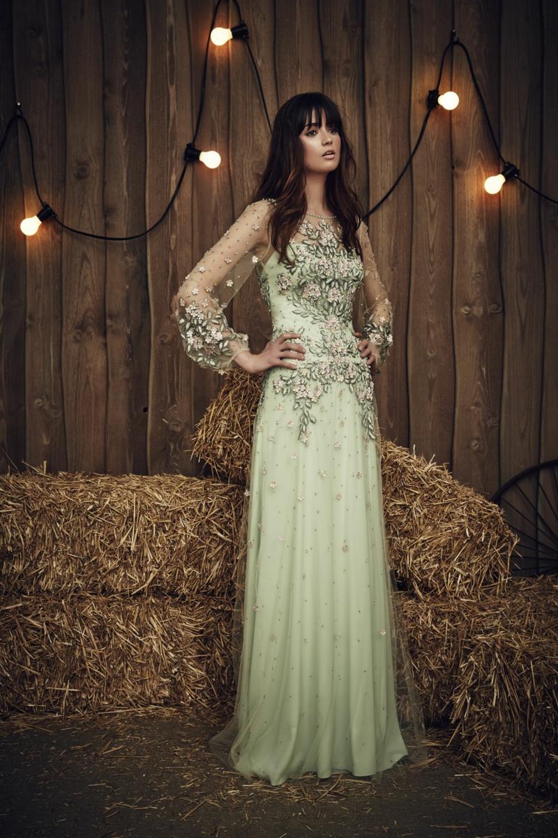 moderne Hochzeitskleider Jenny Packham Brautmode