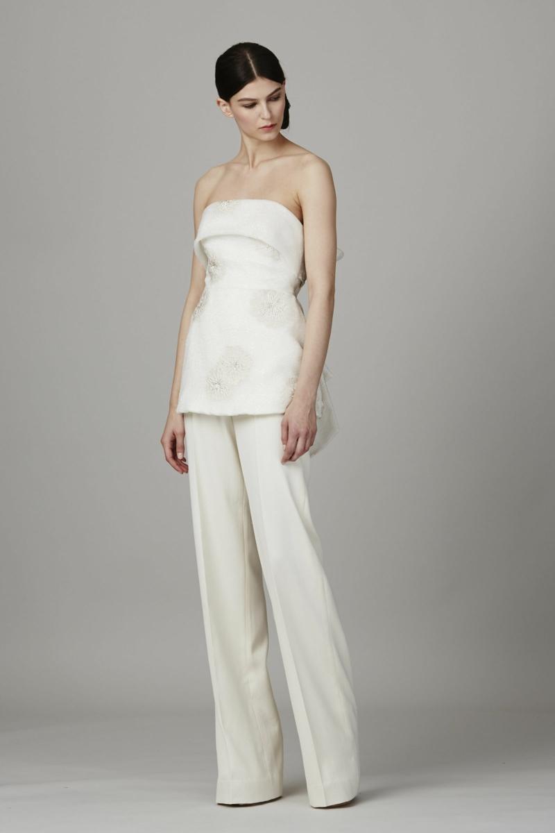 moderne Hochzeitskleider Lela Rose Brautmode Brautanzug