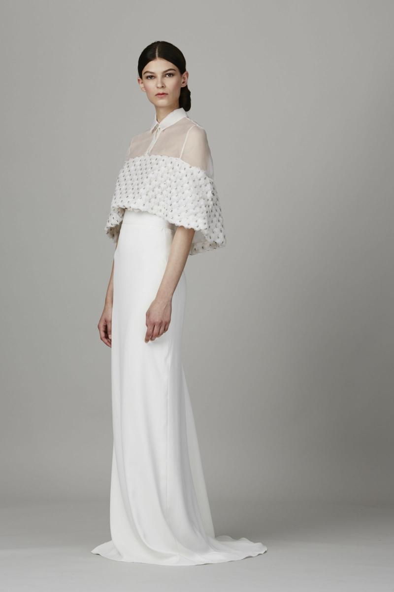 moderne Hochzeitskleider Lela Rose Brautmode