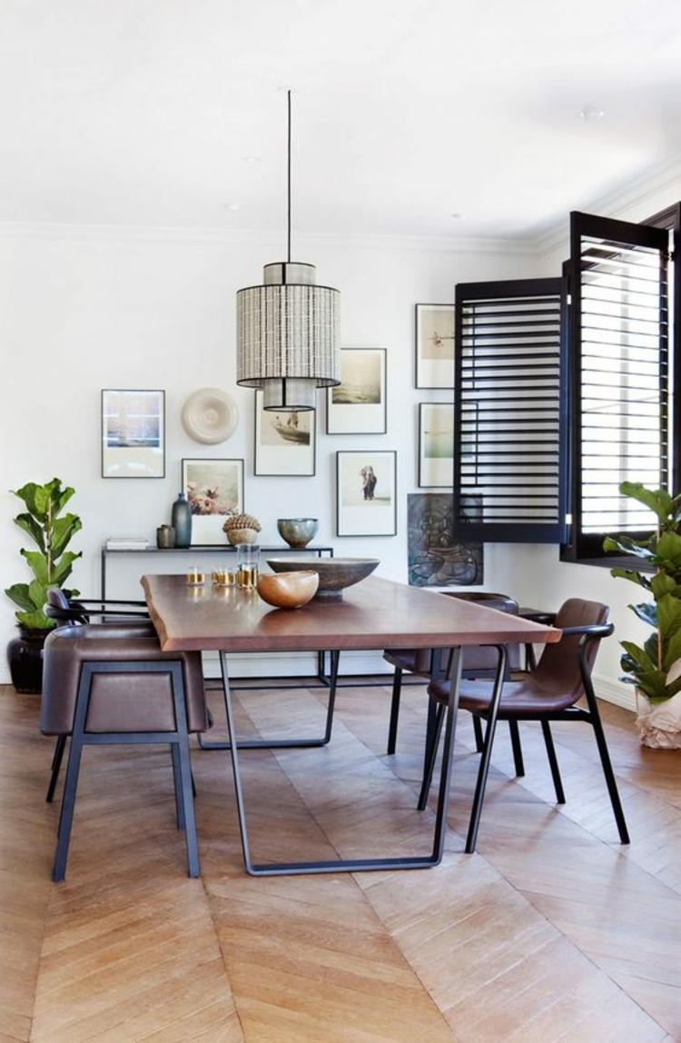 esszimmer einrichten beispiele neuesten design kollektionen f r die familien. Black Bedroom Furniture Sets. Home Design Ideas