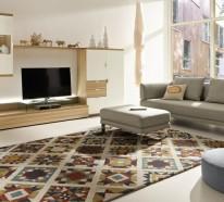 AuBergewohnlich Wohnzimmer Einrichten · Wohnzimmer Gestalten · Wohnzimmer Ideen. Werbung