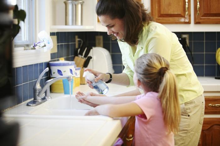 nachhaltiger konsum anti bakterielle seife vermeiden bio alternative suchen