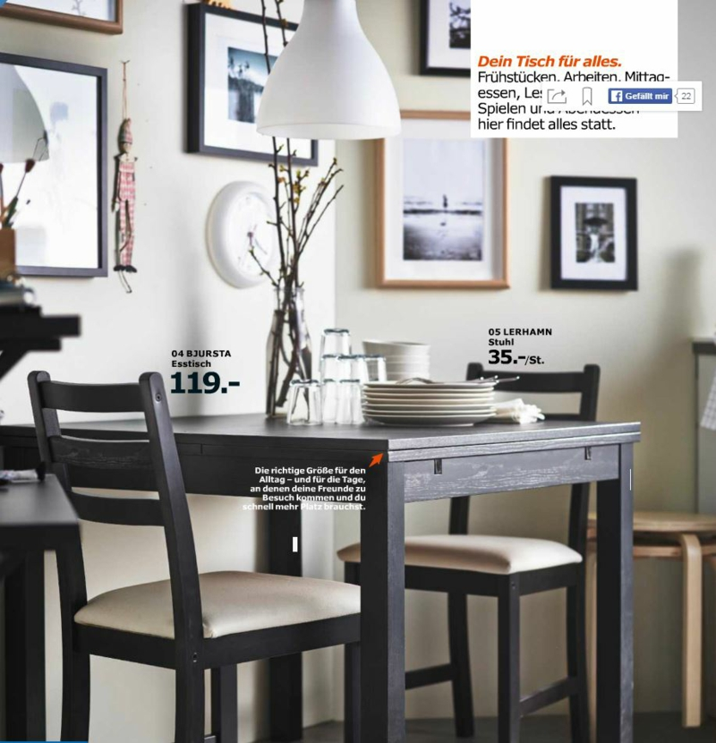 entdecken sie den neuen ikea katalog 2016 auch online. Black Bedroom Furniture Sets. Home Design Ideas