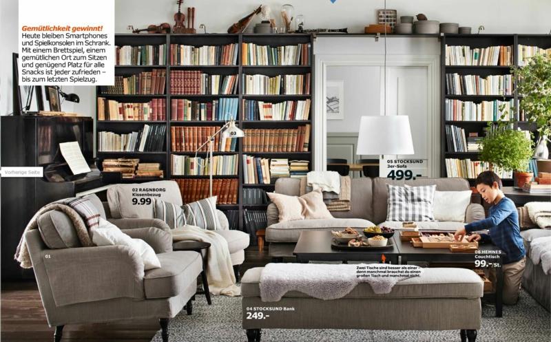ikea wohnzimmer regal:neuer Ikea Katalog online 2016 Ikea Möbel Wohnzimmer Bücherregal