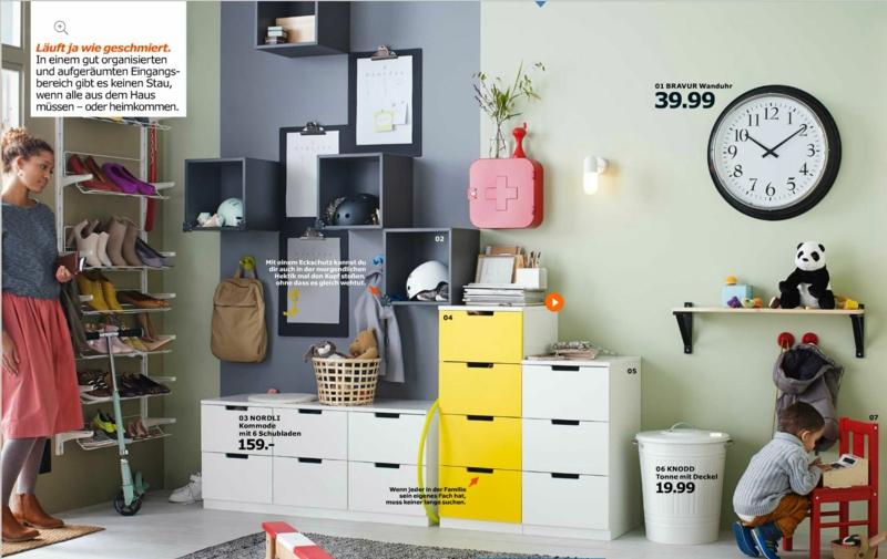 Entdecken Sie Den Neuen Ikea Katalog 2016 Auch Online