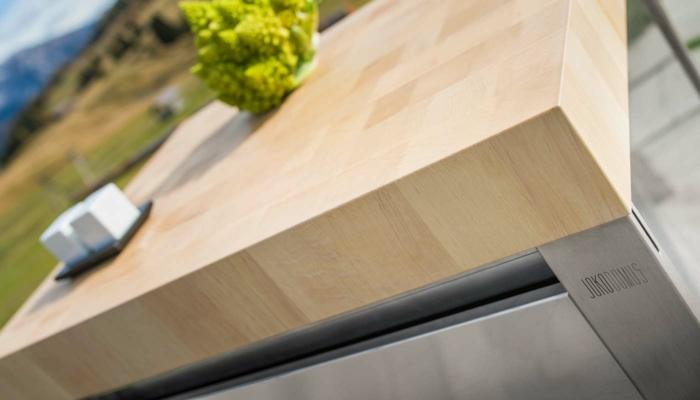 Outdoor Küche Block : Die ausgestattete outdoor küche für genussvolles kochen im garten