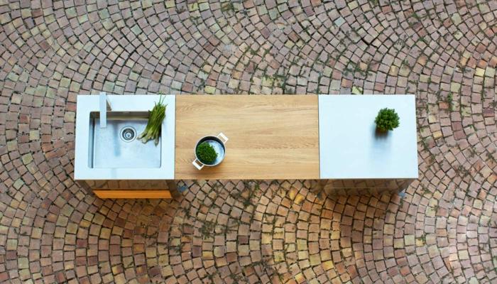 Edelstahl Tür Outdoor Küche : Outdoor küchen von jokodomus für echte kenner