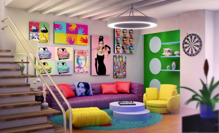 Gallery Of Einrichtung Stil Pop Art