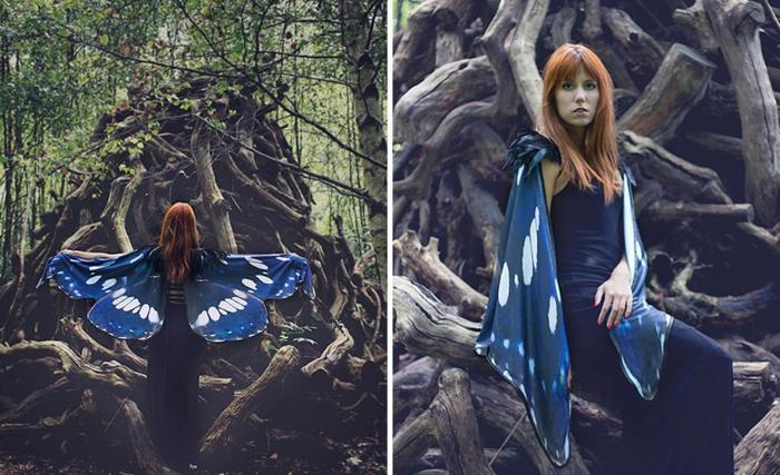schmetterlinge-cape-umhang-handbemalte-textilien-kunst