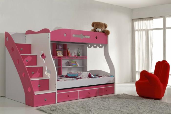 roter sessel 30 faszinierende designs welche jedes zimmer auffallen lassen. Black Bedroom Furniture Sets. Home Design Ideas