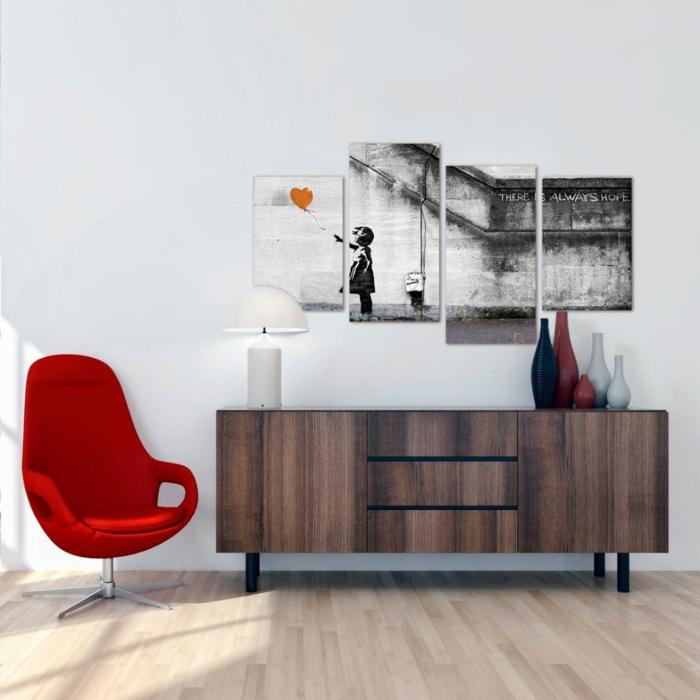 ... Innendesign Ideen Roter Sessel U2013 30 Faszinierende Designs, Welche Jedes  Zimmer Auffallen Lassen | Farben ...
