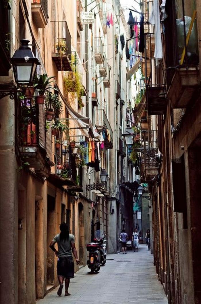 stadtreise barcelona spanien