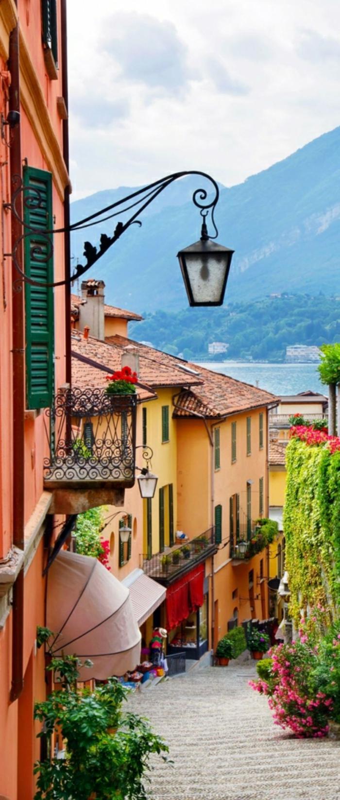 stadtreise belagio italien