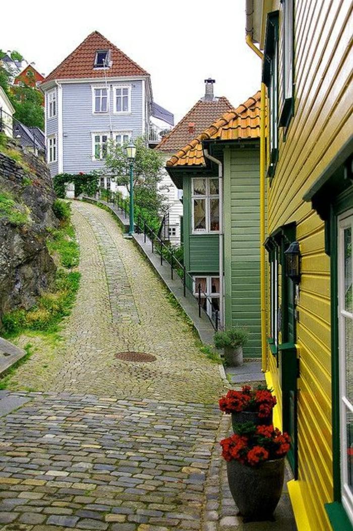 stadtreise bergen norwegen