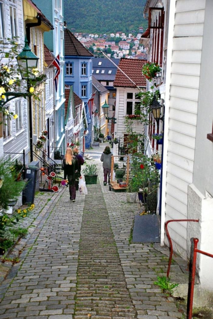 reiseziele europa bergen norwegen2