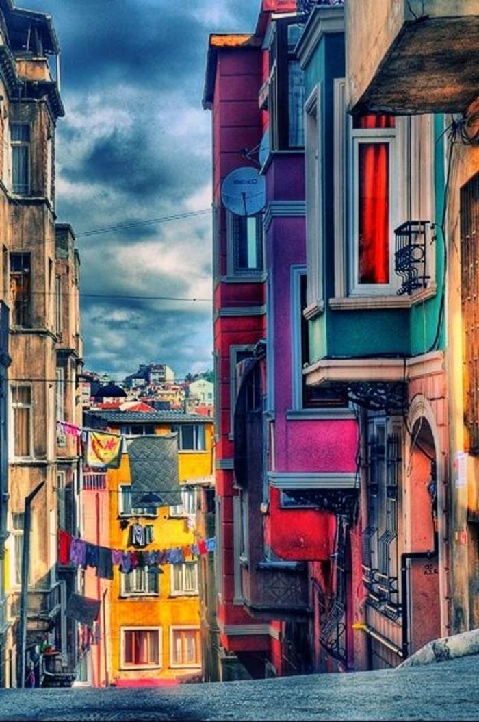 stadtreise istambul turkei