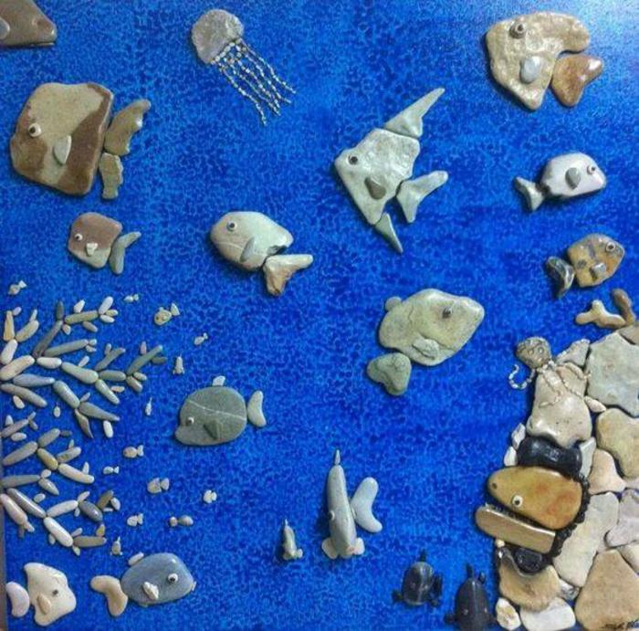steine bemalen geschenkideen bemalten steine basteln mit steinen märchen