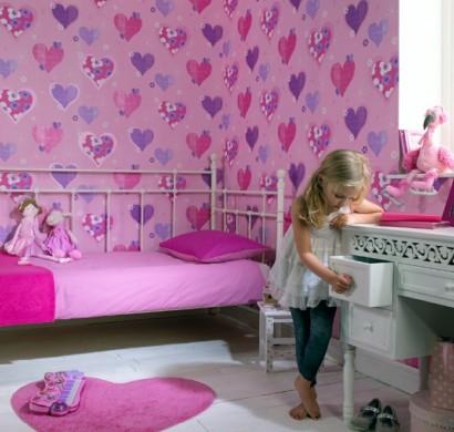 Tapete Kinderzimmer - Groß und Klein verliebt sich in solche Wände...