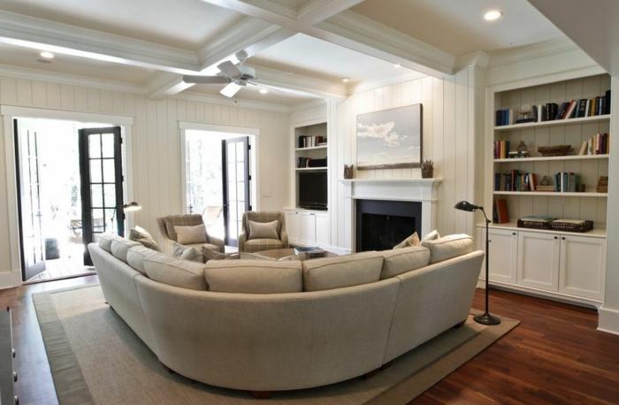 teppich wohnzimmer beiger teppich schicke wohnzimmermöbel