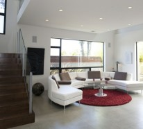 Wohnzimmerteppich 65 Beispiele Wie Sie Den Wohnzimmerboden Mit Teppich Verlegen