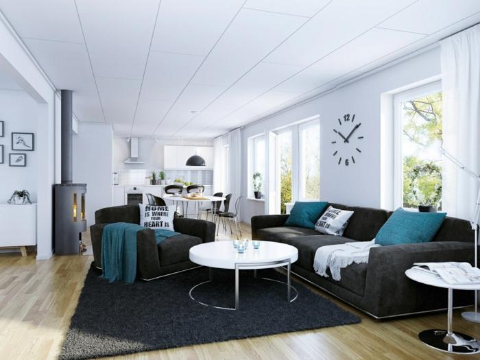 Wohnzimmer Wohnideen Modern Einrichten