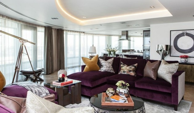 Einrichtungsideen wohnzimmer modern  ▷ 1000 Ideen für Wohnzimmer einrichten - Wohnlandschaft - Möbel ...