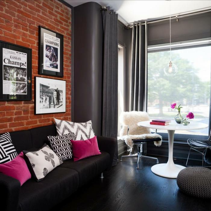 Wohnzimmer Modern Einrichten U2013 59 Beispiele Für Modernes Innendesign ...