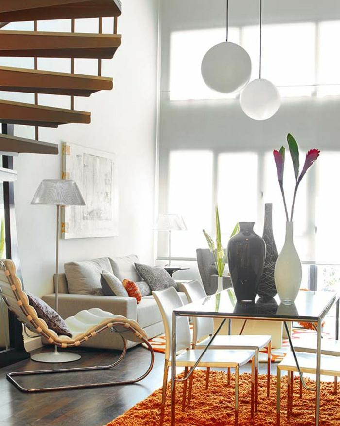 Wohnzimmer Modern Einrichten 59 Beispiele F 1 4 R Modernes Innendesign