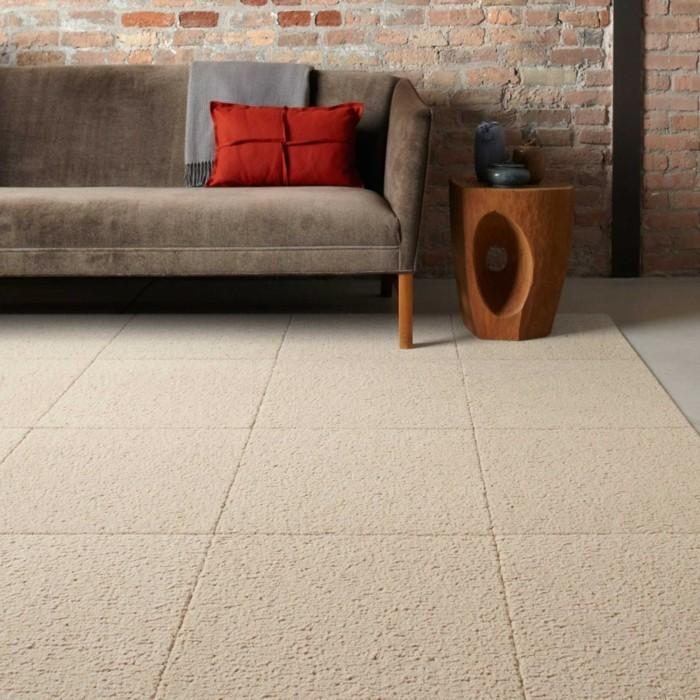 wohnzimmerteppich moderner teppich für mehr gemütlichkeit