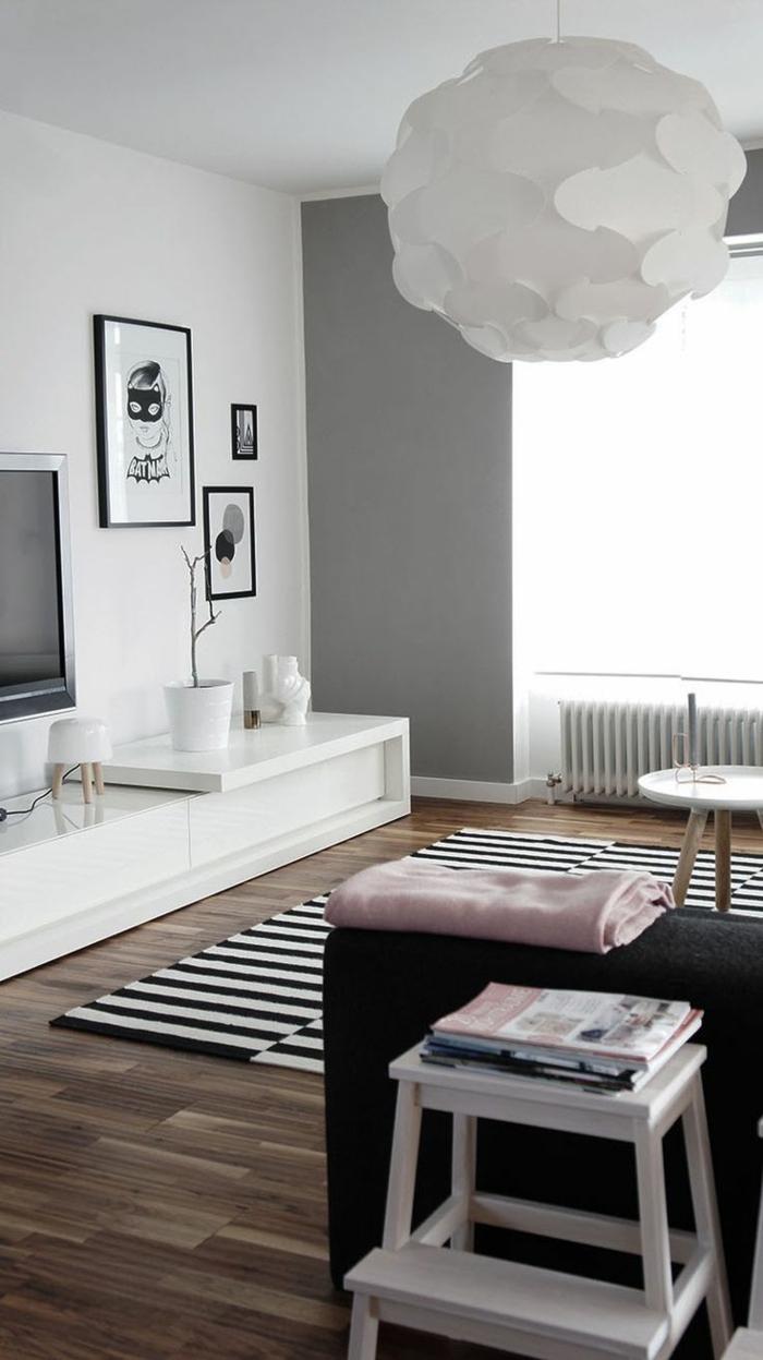 Wohnzimmerteppich   50 beispiele, wie sie den wohnzimmerboden mit ...