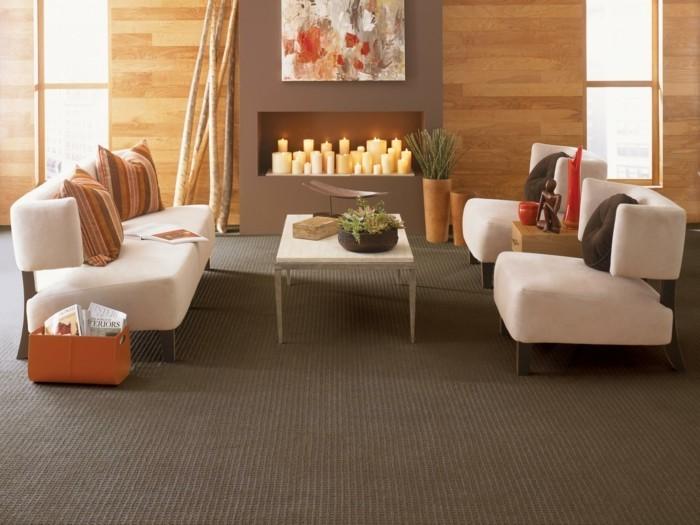 wohnzimmerteppich teppichboden im wohnzimmer vollendet den raum