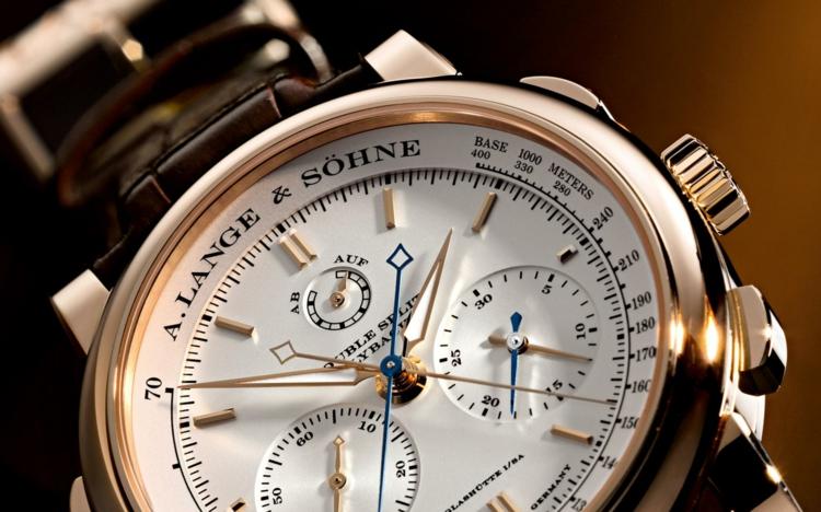 A.Lange und Söhne Armbanduhren gute Uhrenmarken