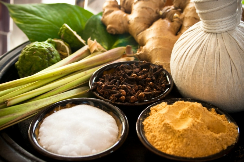 Ayurveda Ernährung ayurvedische indische Küche Gewürze