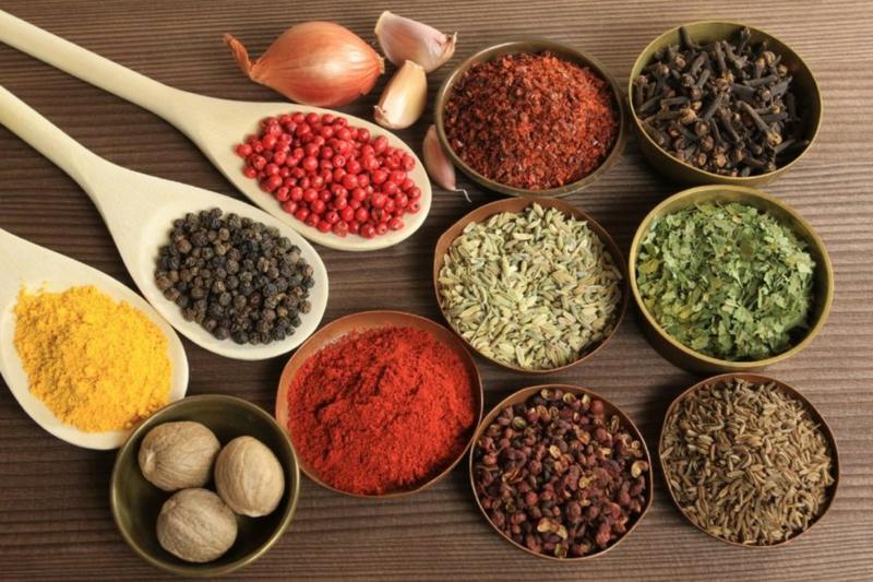 Ayurveda Ernährung indische Gewürze gesunde Lebensweise