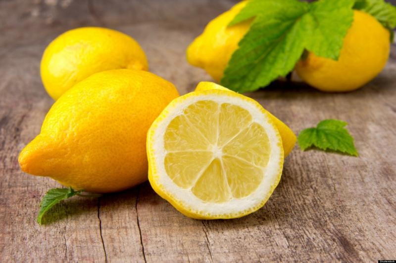 Ayurveda Ernährung sauer Geschmack Lemon