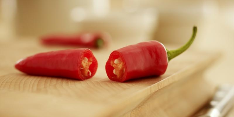 Ayurveda Ernährung scharfes Essen Chilli gesunde Ernährung
