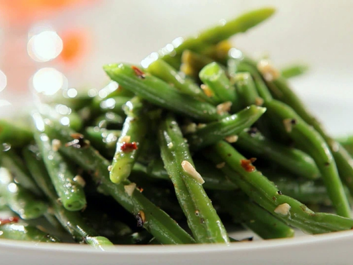 Ayurveda ernährung grüne bohnen pitta menschentyp richtige ernährungsweise