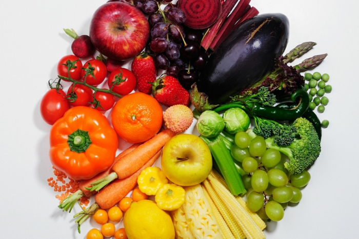 Ayurveda ernährung pitta menschen gemüse essen gesunde ernährung