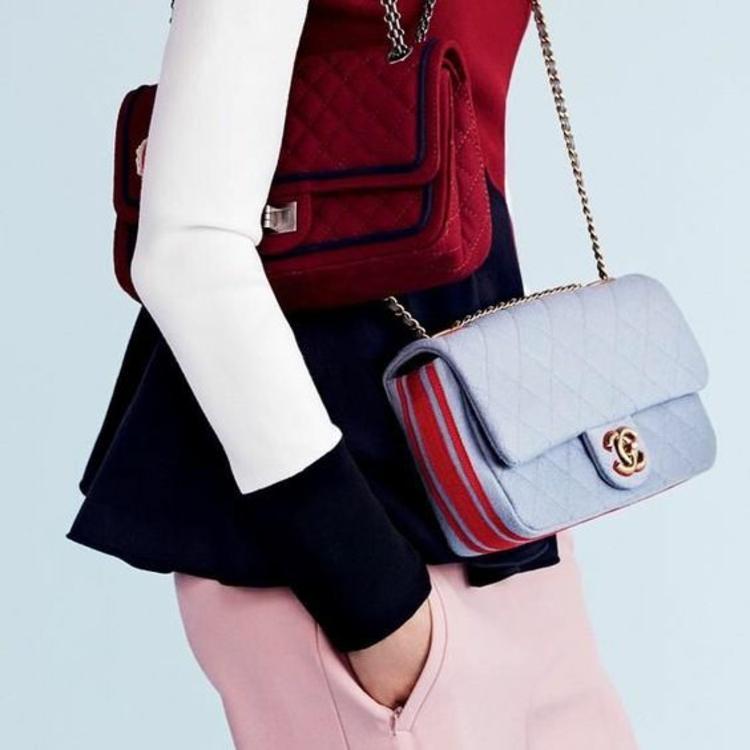 Chanel Handtaschen Designer Taschen Chanel Designermode