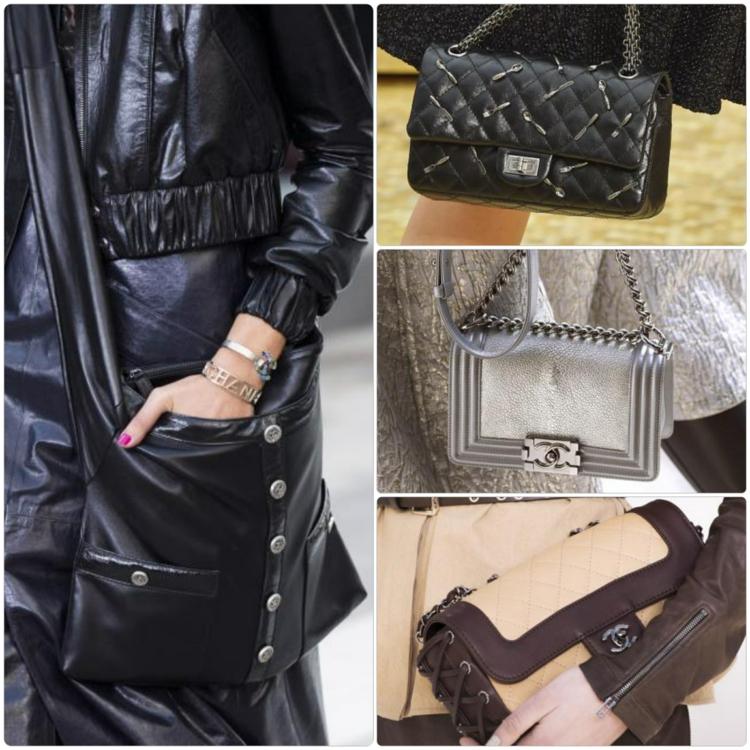 Chanel Taschen Designer Handtaschen verschiedene Modelle